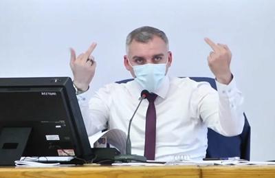 Мэр Николаева Сенкевич – единственный, кто проголосовал против отмены родительской платы за питание в школах